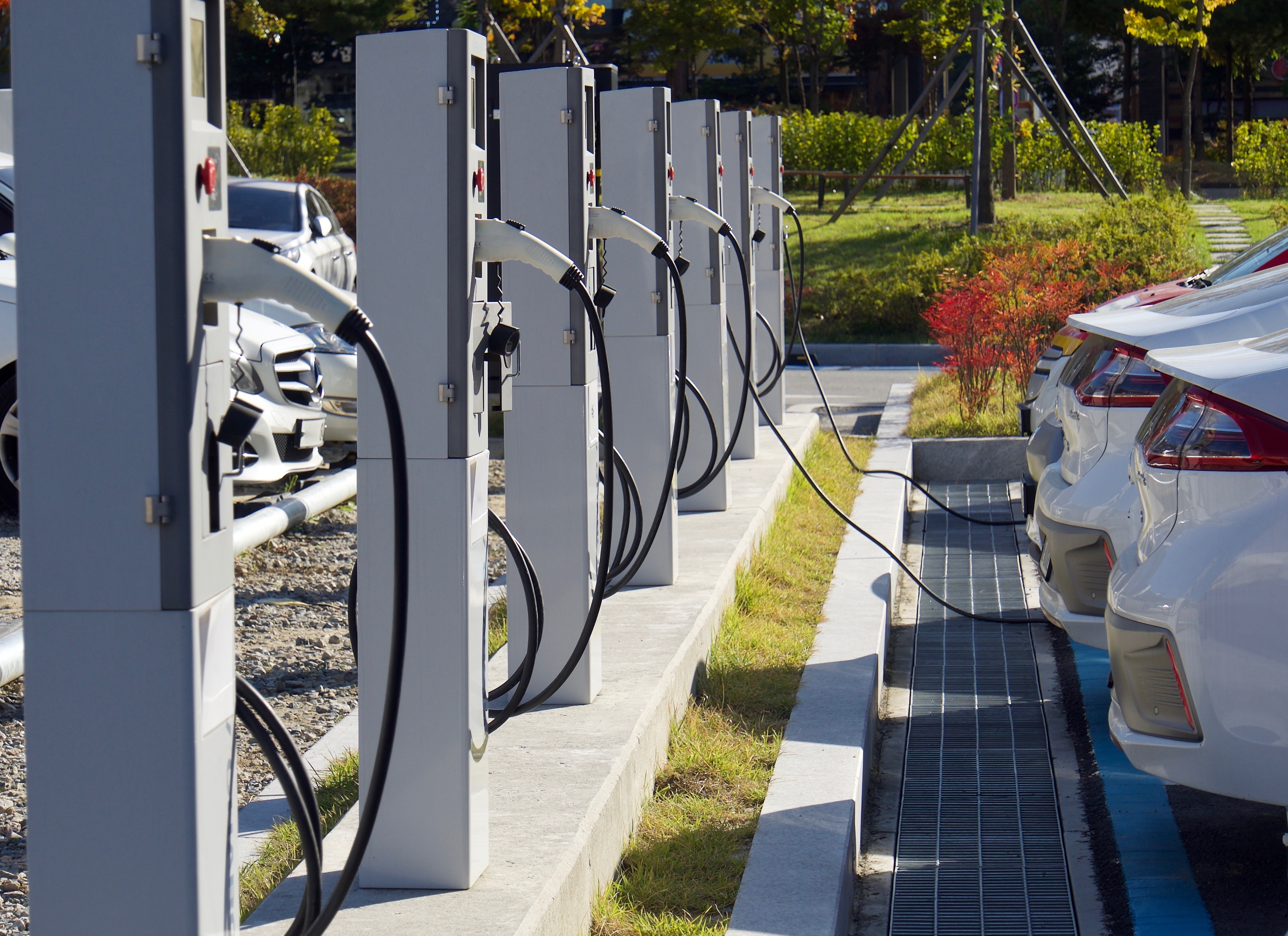 PulsePower - EV Charging Stations