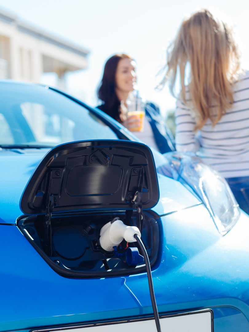 PulsePowerEV Cars Charging Stations