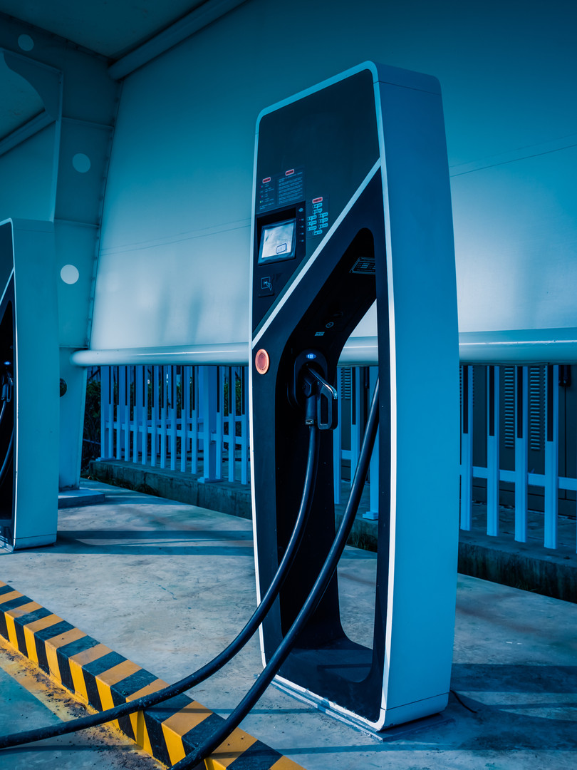 PulsePowerEV Charging Stations