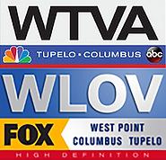 WTVA TUPELO COLUMBUS ABC TV WLOV FOX TV