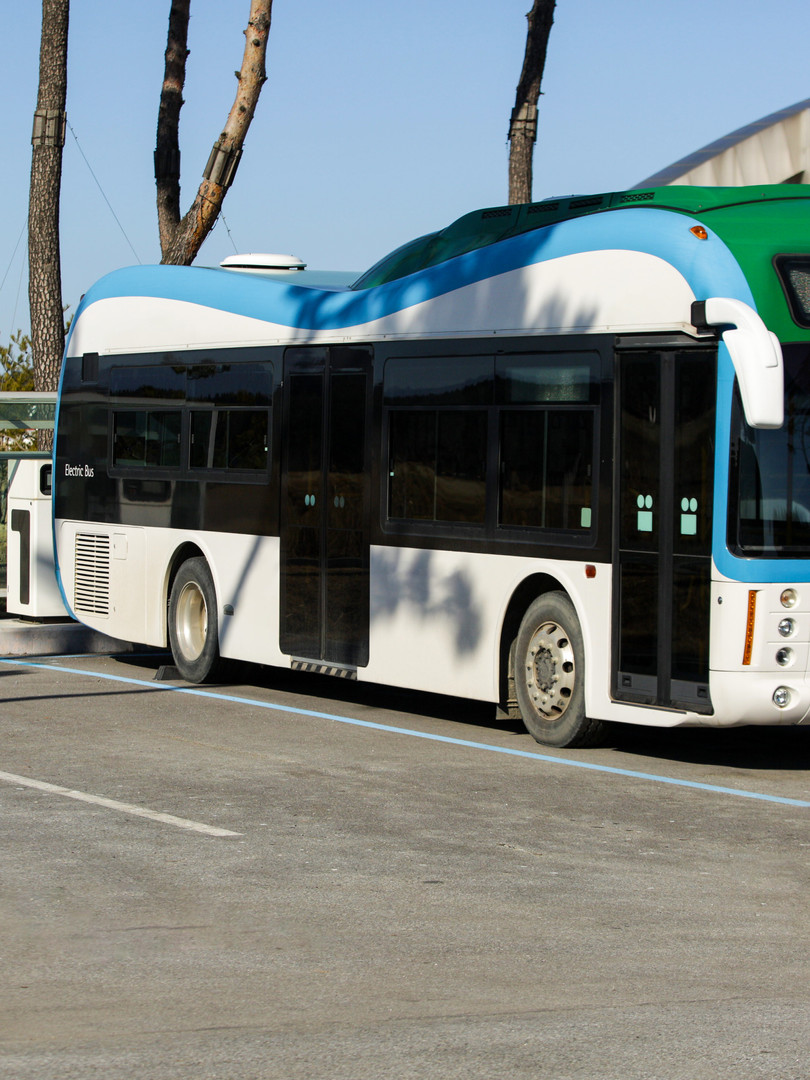 PulsePowerEV Bus Charging Stations