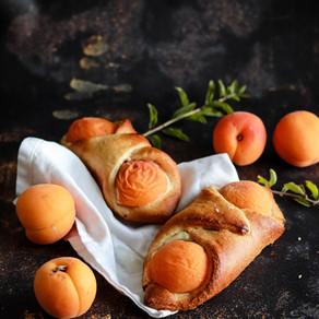 Oranais aux abricots version briochée et healthy