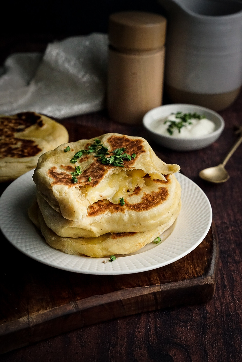 Cheese naan's - Pain au fromage ultra gourmand