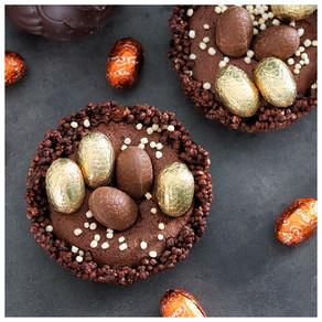 Le bowl à la mousse au chocolat sans oeufs !