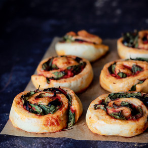 Tomato rolls