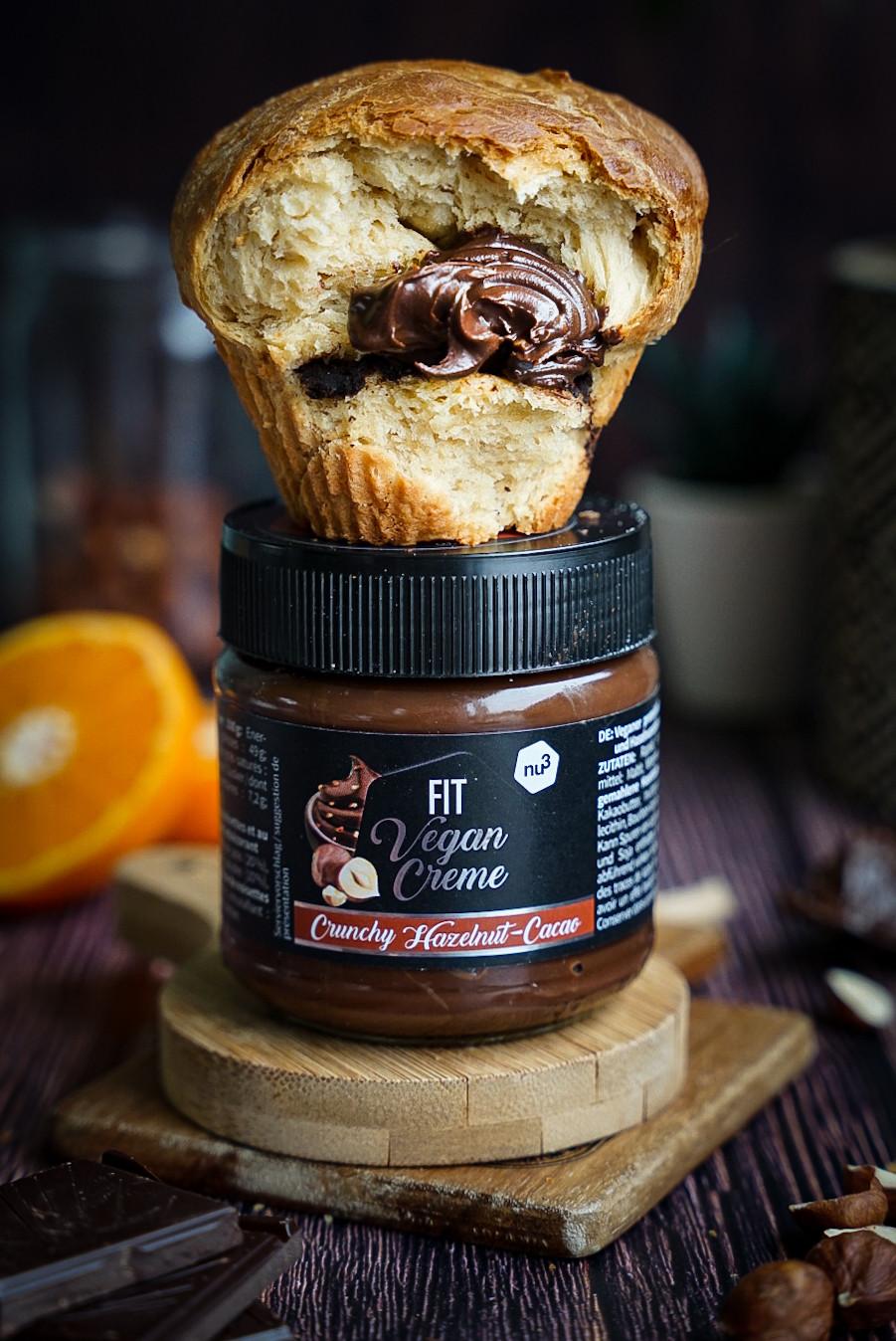 Brioche muffin express (sans repos)