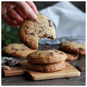Les cookies de boulangerie (noix de coco, choco)