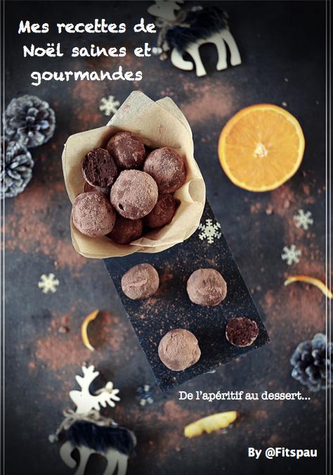 EBOOK - Mes recettes de Noël - saines et gourmandes