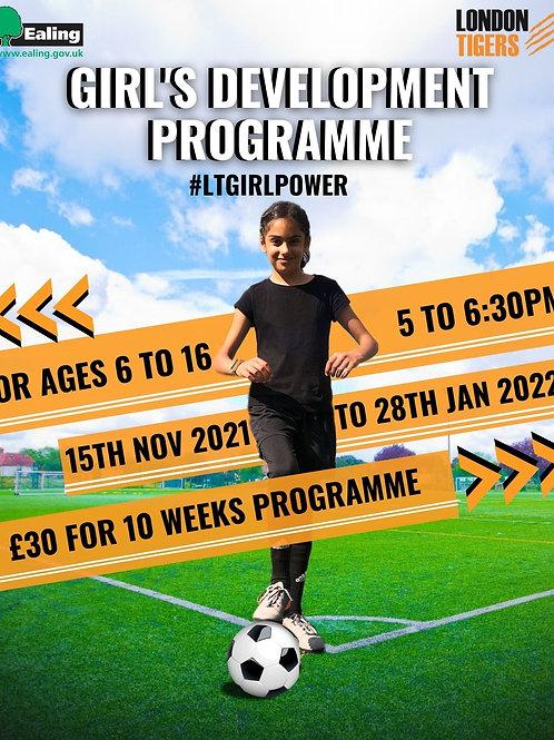 Girls Development Program