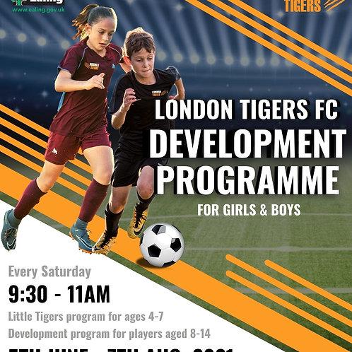 Tigers Football Development Program