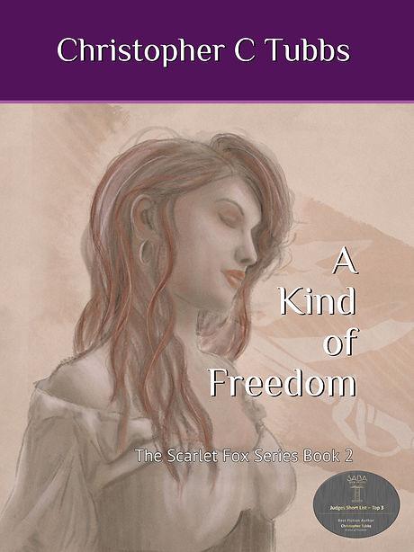 A Kind of Freedom eBook with SABA.jpg