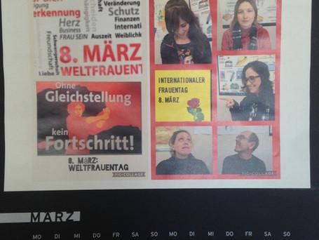Calendario Coeducativo (marzo)