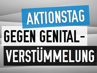 Internationale Tag gegen die weibliche Genitalverstümmelung