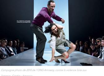 25 novembre: Journee Internationale Contre la Violence Faite Aux Femmes