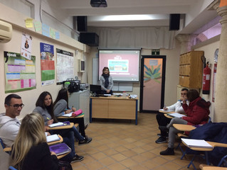 Presentaciones de nuestro alumnado