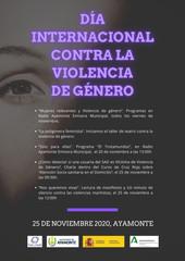 Ayamonte contra la violencia de género