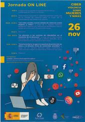 Actividades con motivo del día 25 de noviembre