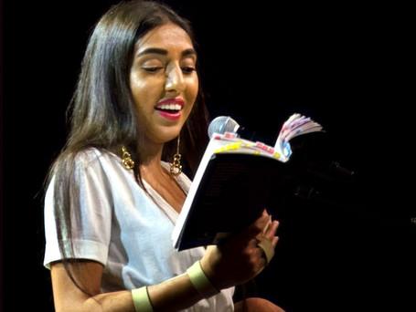 Cuarta entrega de nuestras Píldoras Literarias Coeducativas - Rupi Kaur