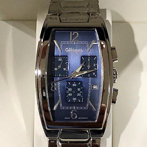 Altanus Geneve Baguette Chronograph