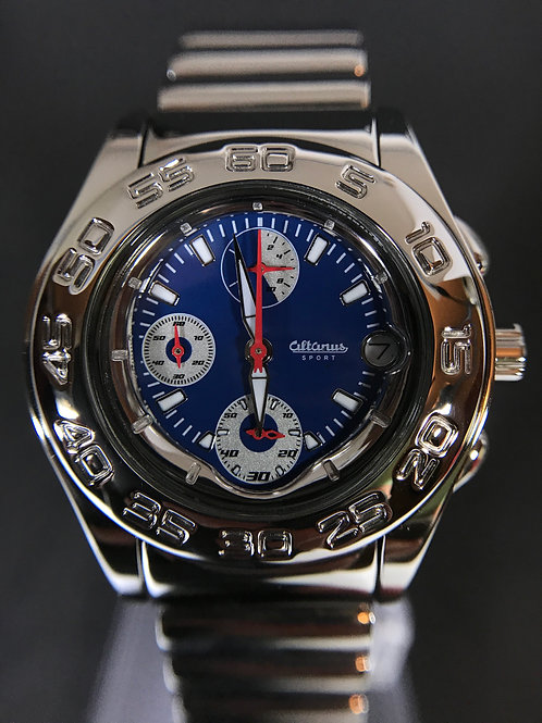 Altanus SPORT Chronograph Stainless Steel Woman