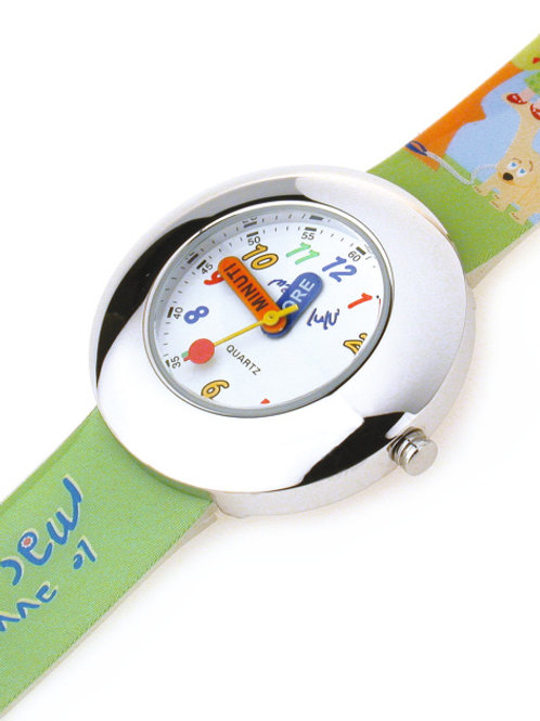"Altanus ""Mac & Lulu"" Kids Watch"