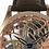 "Thumbnail: Centenary ""Sculpture"" Mechanical Skeleton Watch - Satin Rose"