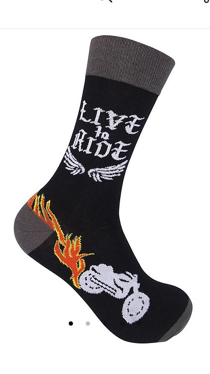 Love to Ride Socks