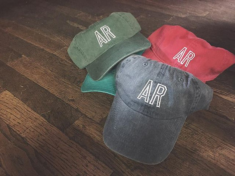 Come in and see our new AR hats!