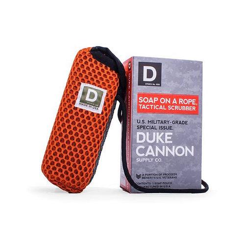 Duke Cannon Scrubber