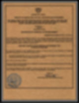 אישור משרד החקלאות
