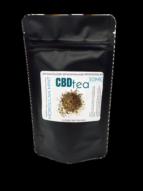 Erthscentials- 30mg Moroccan Mint Tea 3ct