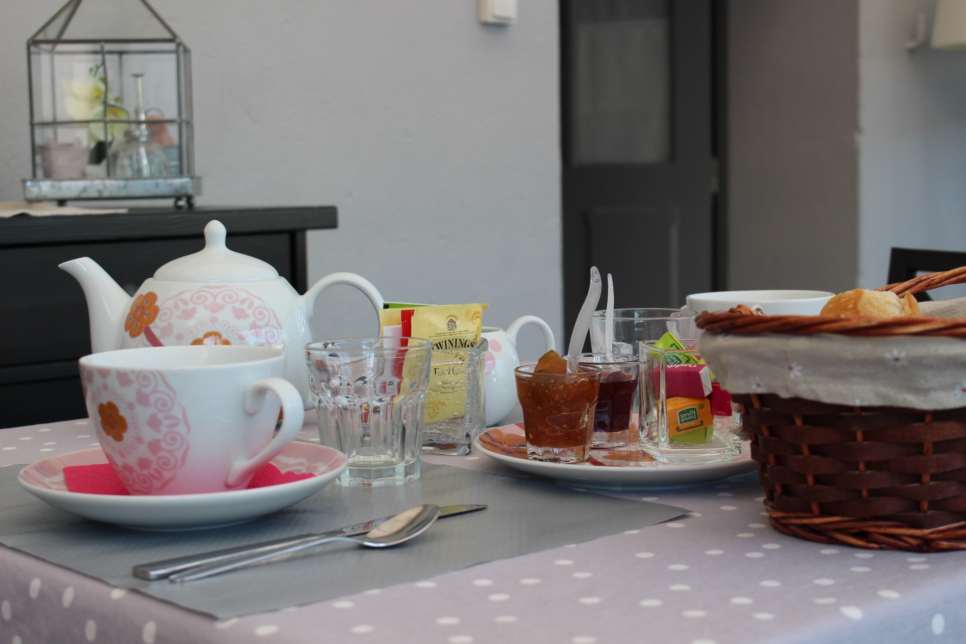 Thé ou café?