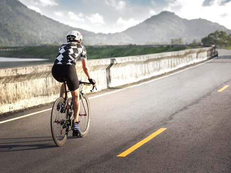 Training to Build a Better Body for Cycling