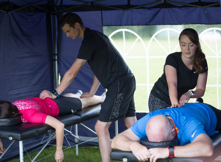 Pre and Post Event Sports Massage -  What Do They Do?