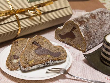 定番から冬のおすすめパンまで100種類以上のパンが勢揃いしています♪