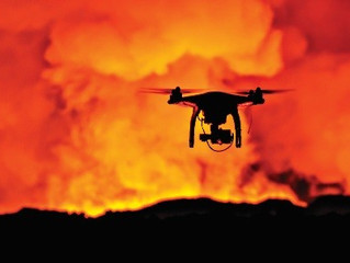 Drones Are On Fire: