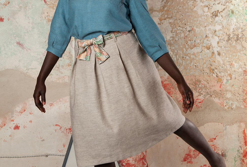 Skirt - Natural