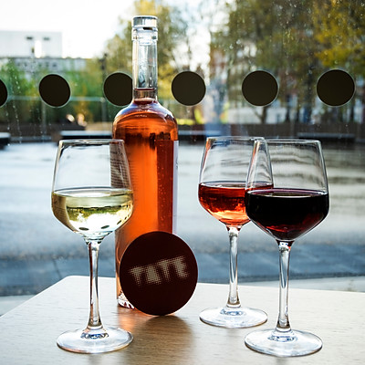 Wine and Beer Events. Tate Moder