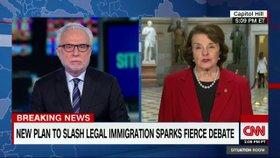 Feinstein: Trump immigration plan ba