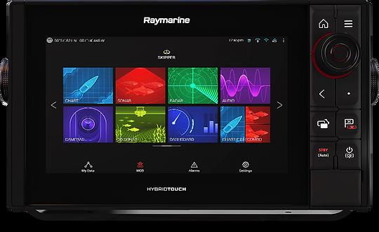 raymarine axiom