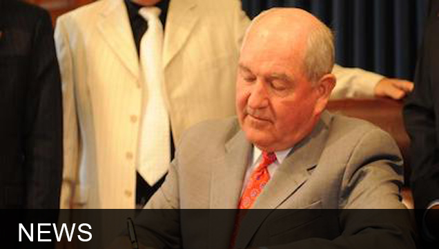 Perdue's nomination for ag secretary