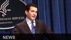 Trump selects Scott Gottlieb as FDA