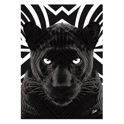 Poster / Forever Black