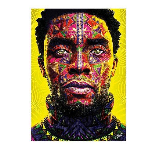 Poster / King T'Challa