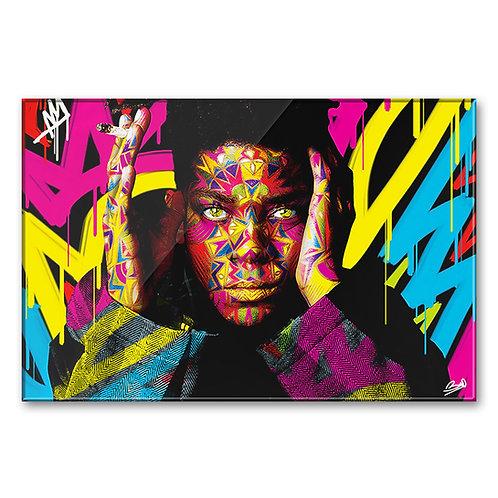 Tableau / J.M Basquiat / Limited