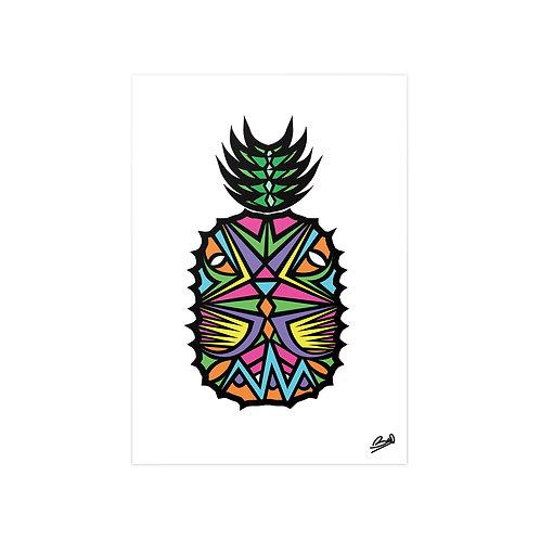 Poster Art Ananas