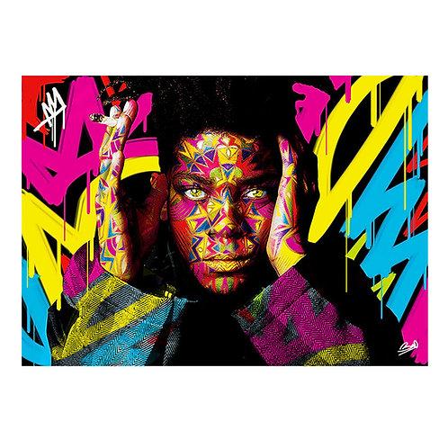 Poster // J.M Basquiat // Limited