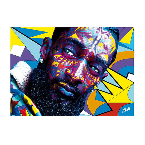 Poster // Nipsey // Limited