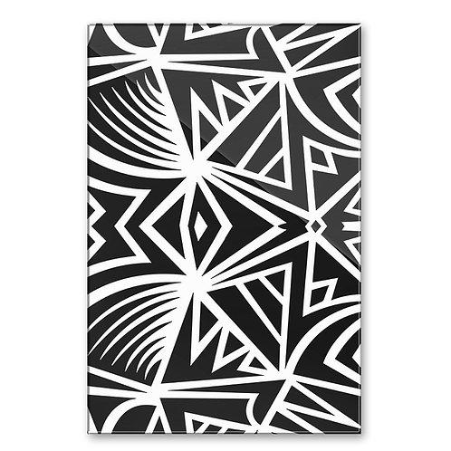 Tableau // Zebra // black édition