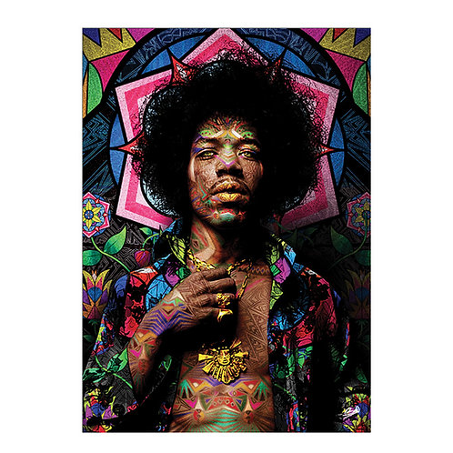 Poster // J.Hendrix